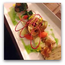 Restaurant Pihlkjær laver vegansk menu ved bestilling senest dagen inden. (Mejlgade 28. 8000 C.)