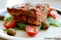 Squashlasagne med quinoa ♡