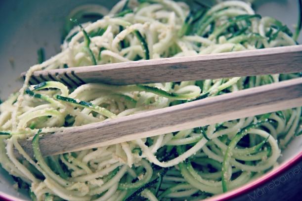Raw pasta med parmavegan 4