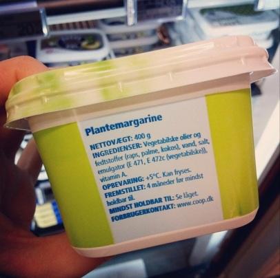 FRI magarine - ingrediensliste (NY emballage) ♡