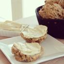 Cremet smørespread med bønner og cashewnødder ♡