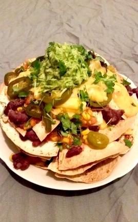 Det umtimative nachosbjerg ♡