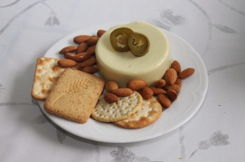 mandel-ost med jalapeños ♡