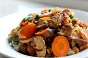 Chop suey seitan ♡