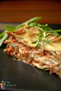 Uimodståelig vegansk lasagne ♡