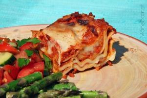 Klassisk vegansk lasagne ♡