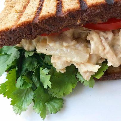 Sandwich med hønsefri